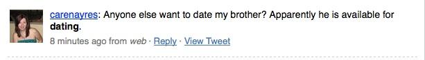 Date my bro