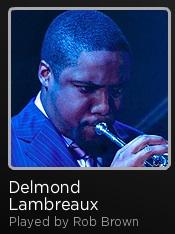 Delmond Treme