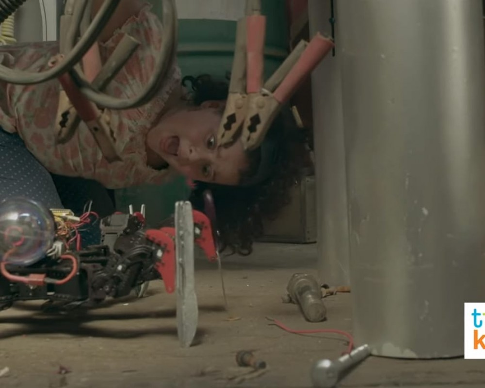 ANNEDROIDS: Broken Hand (Season 2 – Ep. 10)