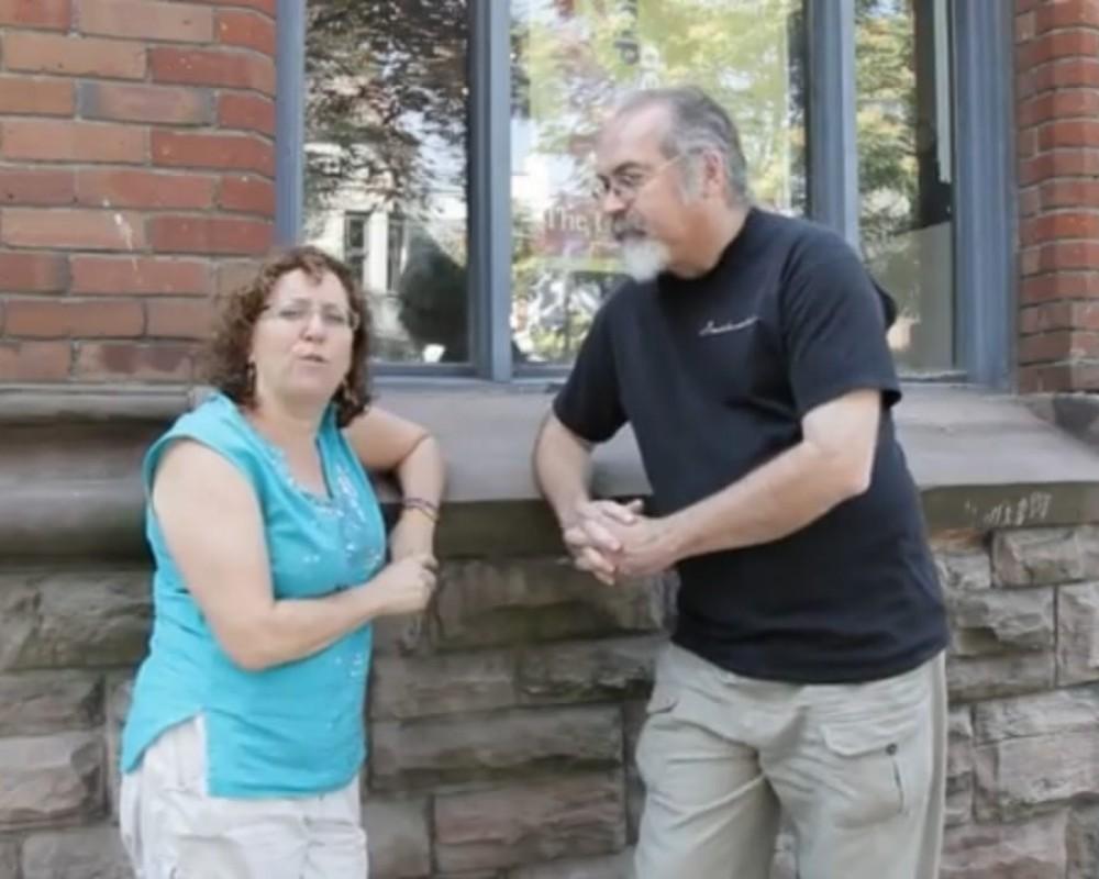 Rob Mills and Jill Golick Talking Transmedia