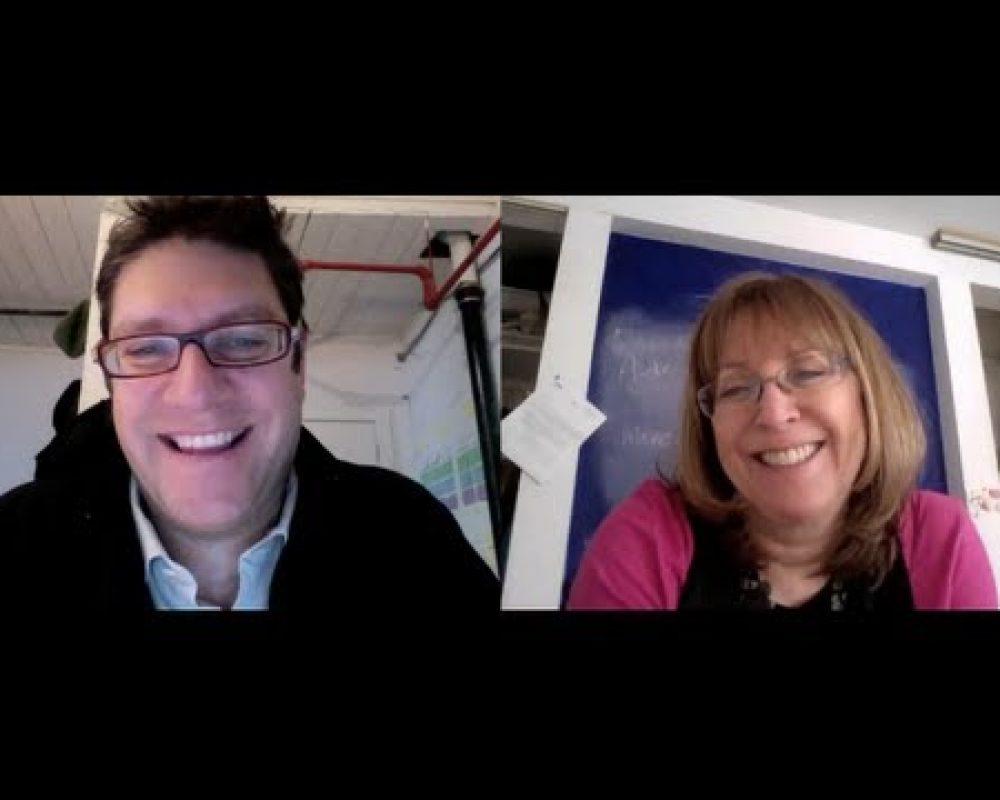 Web Series Chat: Jill Golick [RUBY SKYE PI]